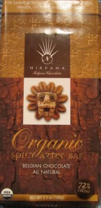Aztec chocolate to use
