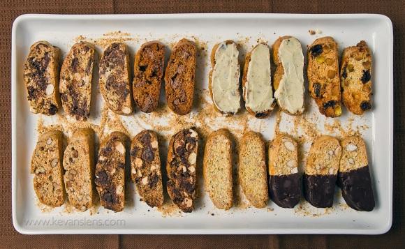 Trish Lobenfeld's Biscotti