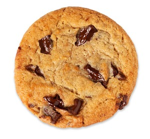 Chocolate Chunk Cookie from Insomnia Cookies