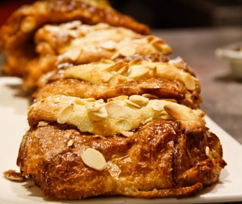 Bread Bakery's Almond Croissant