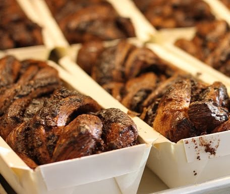 Chocolate Babka, from Breads Bakery