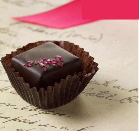Black Raspberry Chocolate from Zoe's Chocolate