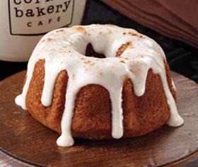 Corner Bakery Cafe's Bundt Cake