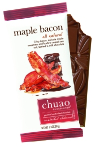 Chuao Chocolatier's Maple Bacon Bar