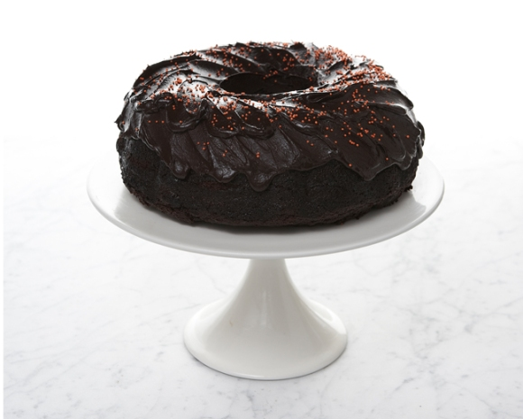 Coca-Cola Bundt Cake from Baked