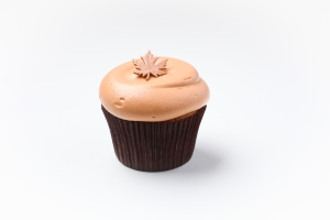 Georgetown Cupcake's Maple Cupcake
