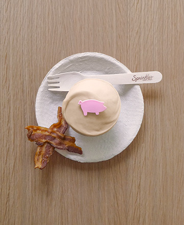 Maple Bacon Cupcake from Sprinkles Cupcakes