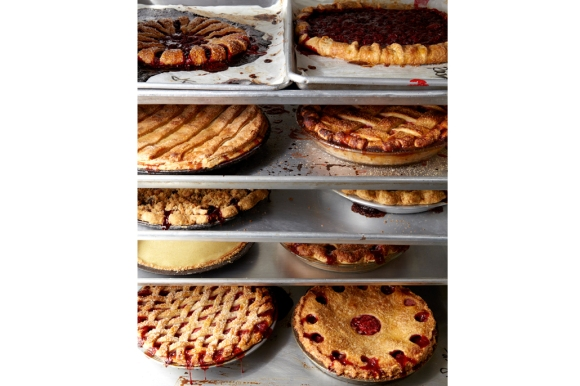 Pies and More Pies
