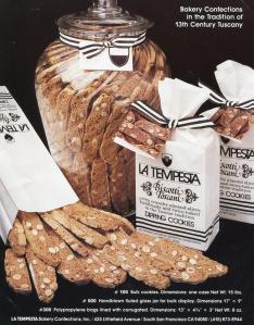 La Tempesta's Biscotti