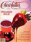 Premier Issue of Chocolatier Magazine