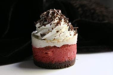 Red Velvet Cheesecake from Pure Cheesecakes