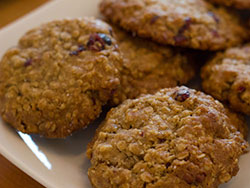 Bluebird Bakers' Browned Butter Oatmeal Cookies (Portland, OR) - Photo Courtesy of Bluebird Bakers