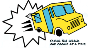 Captain Cookie & the Milkman Logo (Washington D.C.) - Image Courtesy of Captain Cookie & the Milkman