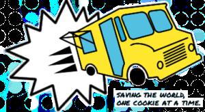Captain Cookie & the Milkman Logo (Washington D.C.) - Image Courtesy of Captain Cookie & the Milkman