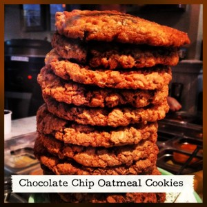 Cookies from OatMeals (NYC) - Photo Courtesy of OatMeals