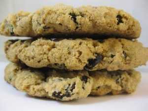 Oatmeal Raisin Cookies from Uncle Chips (Washington D.C.) - Photo Courtesy of Uncle Chips