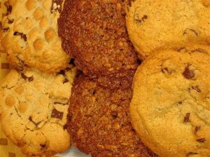 Oatmeal Cookies (center) from Rosie's Bakery (MA) - Photo Courtesy of Rosie's Bakery