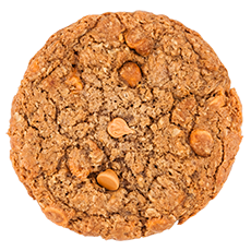 Oatmeal Scotchie Cookie from Schmackary's Cookies (NYC) - Photo Courtesy of Schmackary's Cookies
