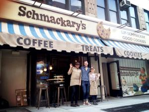 Schmackary's Cookies in New York, NY - Photo Courtesy of Schmackary's Cookies
