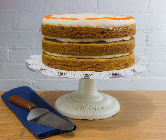 Carrot Cake from Buttercup Bake Shop (NYC) - Photo Courtesy of Buttercup Bake Shop