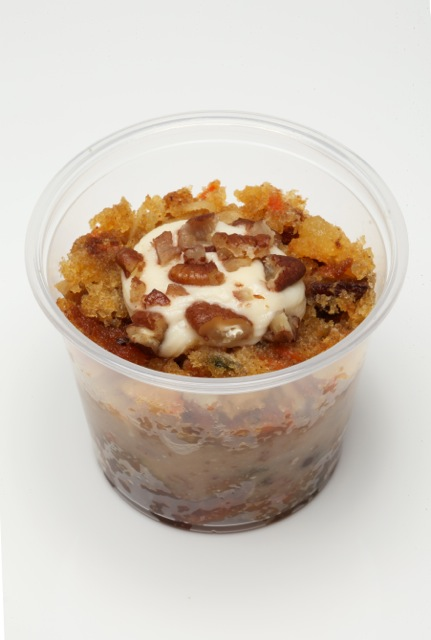 Carrot Cake-cup from Bee's Knees Baking Co. (NYC) - Photo Courtesy of Bee's Knees Baking Co.
