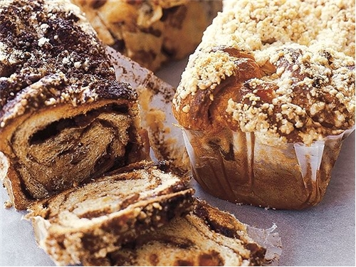 Eli's Chocolate an Raisin Nut Babkas (New York City) - Photo Courtesy of Eli's