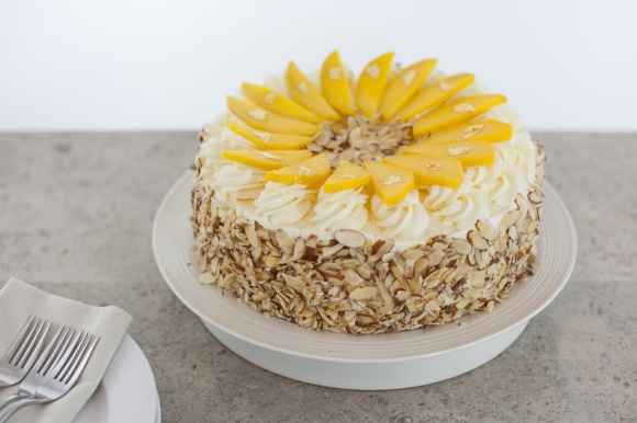 Extraordinary Carrot Cake from Extraordinary Desserts (San Diego, CA) - Photo Courtesy of Extraordinary Desserts
