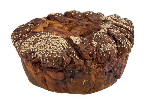 Greens & Ackermans' Round Cinnamon Babka (New York City) - Photo Courtesy of Greens & Ackermans
