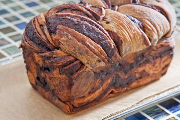 Zucker Bakery's Chocolate Babka