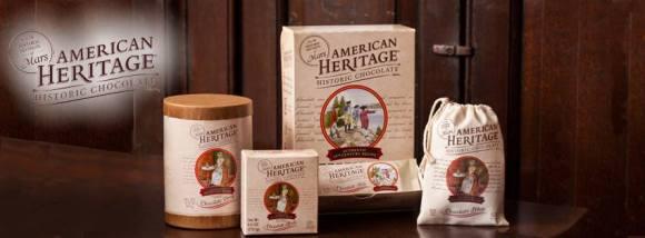 American Heritage Chocolate - Photo Courtesy of American Heritage Chocolate