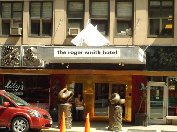 The Roger Smith Hotel - Site of the Conference - Photo Courtesy of The Roger Smith Hotel