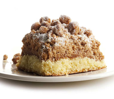 Crumb Cake from Sweet Sam's (New York City) - Photo Courtesy of Sweet Sam's