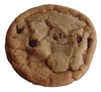 Classic Semi-Sweet Chocolate Chip Cookie from Bumzy's - Photo Courtesy of Bumzy's (San Francisco)