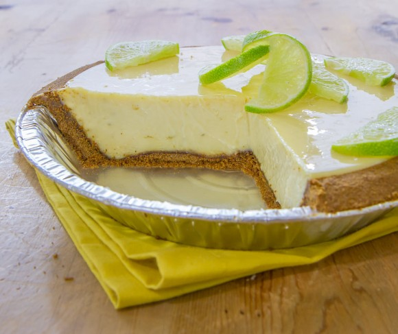 Buttercup Bake Shop's Gingersnap Lime Pie (NYC) - Photo Courtesy of Buttercup Bake Shop