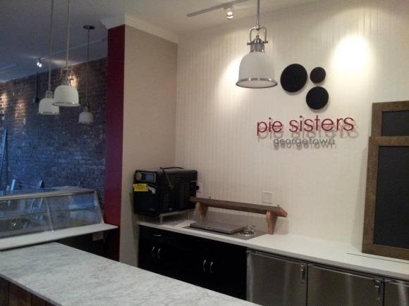 Pie Sisters Shop in Washington D.C. - Photo Courtesy of Pie Sisters