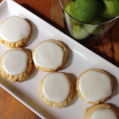 Broadway Baker's Key Lime Cookies - Photo Courtesy of Broadway Baker (NYC)
