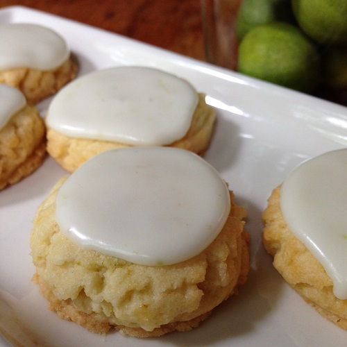 Key Lime Cookies from Broadway Baker (NYC) - Photo Courtesy of Broadway Baker