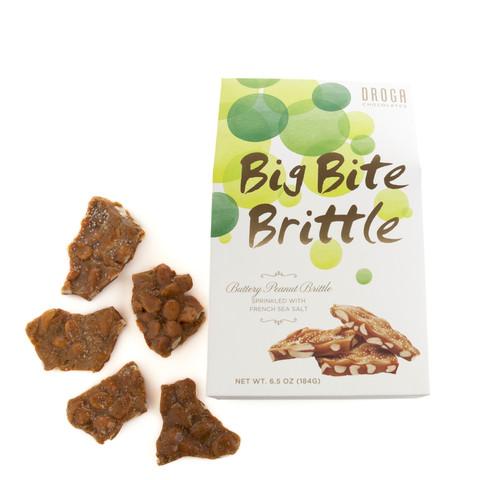 Big Bite Brittle from Droga Chocolates - Photo Courtesy of Droga Chocolates (Los Angeles, CA)