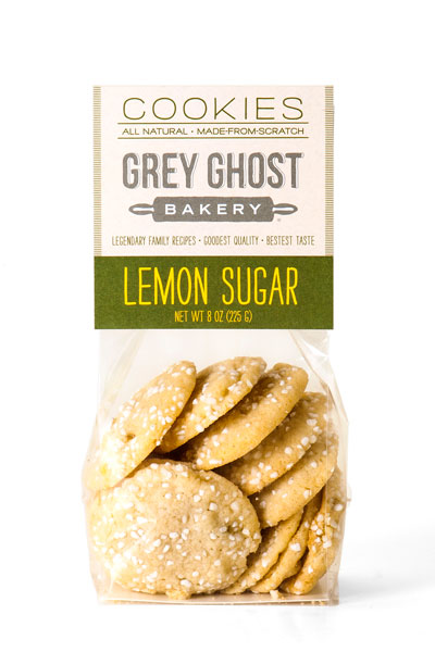 Lemon Sugar Cookies from the Grey Ghost Bakery - Photo Courtesy of the Grey Ghost Bakery (SC)