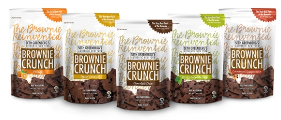 Seth Greenberg's Brownie Crunch