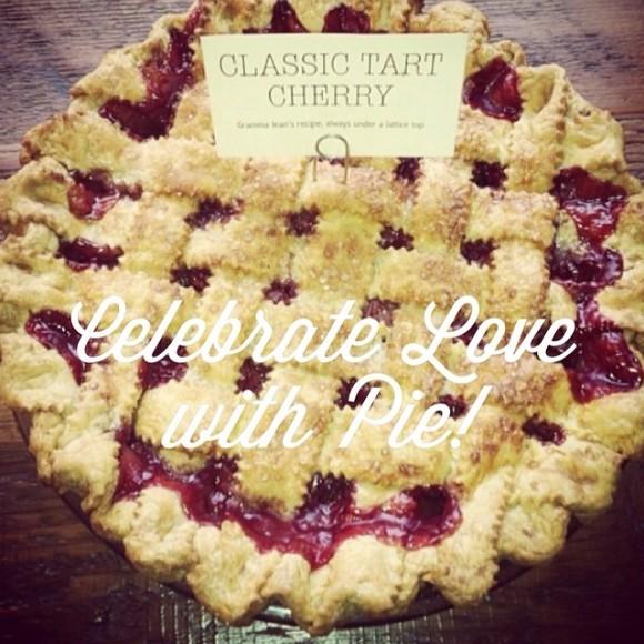 Lauretta Jean's Cherry Pie - Photo Courtesy of Lauretta Jean's (Portland, OR)