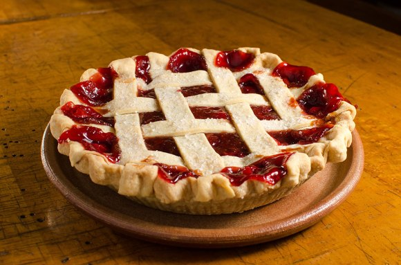 Michigan Sour Cherry Pie from First Slice - Photo Courtesy of First Slice (Chicago, IL)