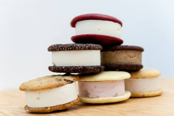 Ice Cream Sandwiches from Melt Bakery - Photo Courtesy of Melt Bakery (New York City)