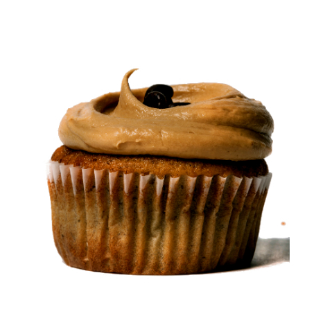 Espresso on Banana Cupcake from Butter Lane Bakery - Photo Courtesy of Butter Lane Bakery (NYC)