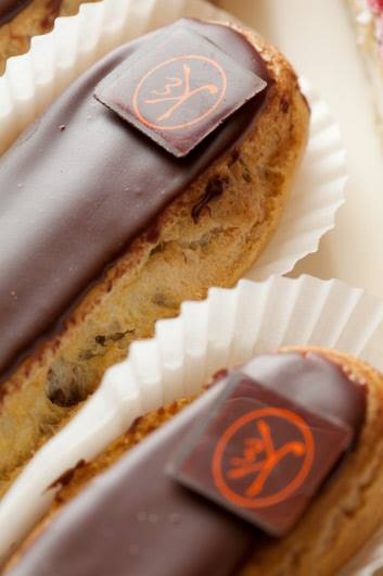 Chocolate Éclairs from Maison Kayser - Photo Courtesy of Maison Kayser (NYC)