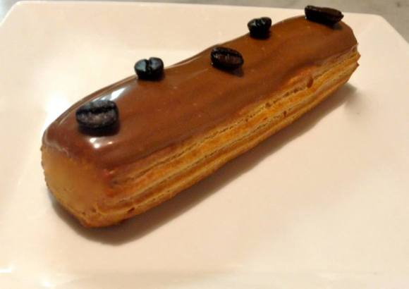 Espresso Éclair from Maison Kayser - Photo Courtesy of Maison Kayser (NYC)