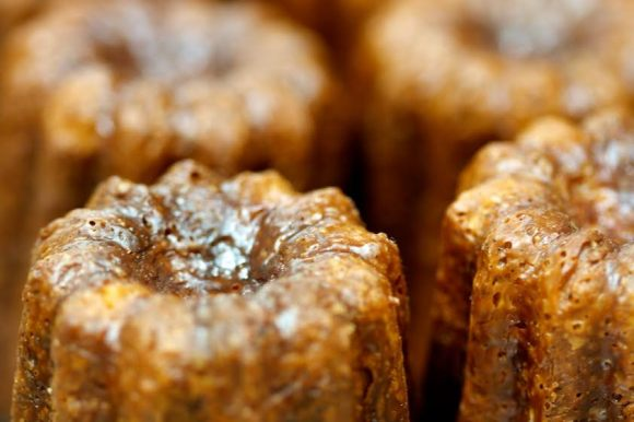 Caneles from Patisserie 46 - Photo Courtesy of Patisserie 46 (Minneapolis)