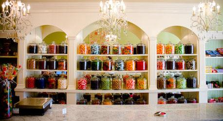 Candy at The Candy Store - Photo Courtesy of The Candy Store (Ottawa)