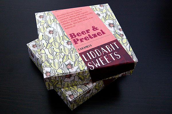 Beer & Pretzel Caramels from Liddabit Sweets – Photo Courtesy of ...