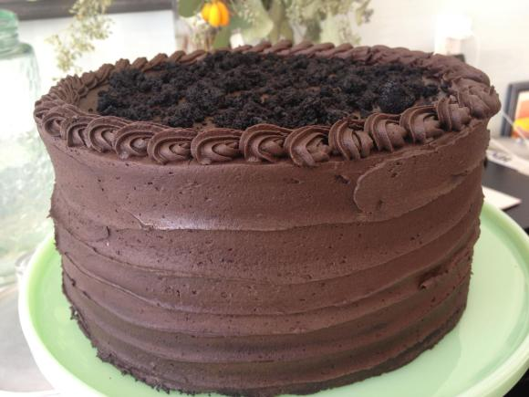 Ovenly's Brooklyn Blackout Cake - Photo Courtesy of Ovenly (NYC)